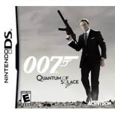 007: Quantum Of Solace (Nintendo DS)