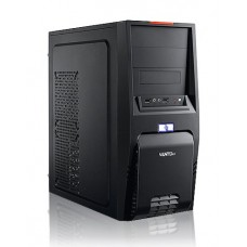 Asus AGAiT Vento TA-N11 Black Midi Computer Case - No PSU