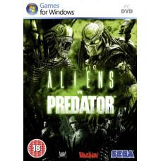 Aliens Vs Predator (PC DVD)