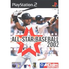 All Star Baseball 2002 (PS2)