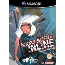 AGGRESSIVE IN LINE (GameCube)