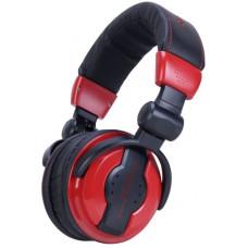 American Audio HP550 64 Ohms Professional Foldable DJ Headphones - Red