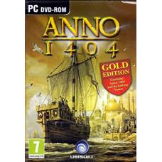 Anno 1404: Gold Edition (PC)