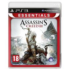 Assassins Creed 3 Essentials (PS3)