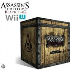 Assassins Creed IV (4) Black Flag Buccaneer Edition Wii U