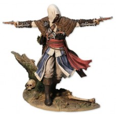 "Assassin's Creed IV Black Flag Edward Kenway PVC Statue (0""x9"")"