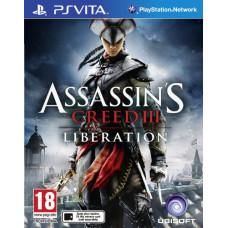 Assassin's Creed III: Liberation USED (PS Vita)
