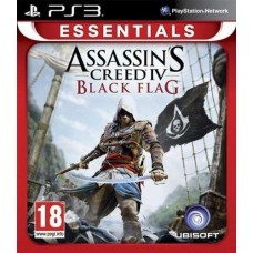 Assassin's Creed IV: Black Flag Essentials (PS3)