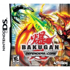 Bakugan 2: Defenders of the Core / Game