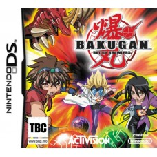 Bakugan: Battle Brawlers (Nintendo DS)