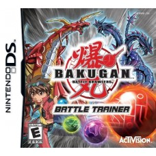 Bakugan Battle Brawlers Battle Trainer (Nintendo DS)