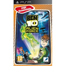 Ben 10 - Alien Force Essentials (PSP)