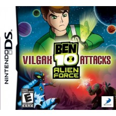 Ben 10 Alien Force: Vilgax Attacks for Nintendo DS