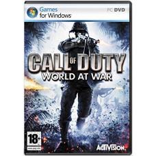 - CALL OF DUTY: WORLD AT WAR