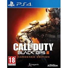 Call Of Duty BLACK OPS III PS4 HARDENED EDITION