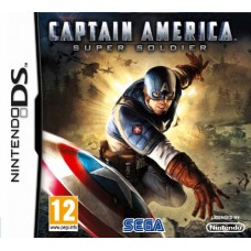 Captain America: Super Soldier (Nintendo DS)