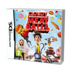 Cloudy With A Chance Of Meatballs (Nintendo DS)