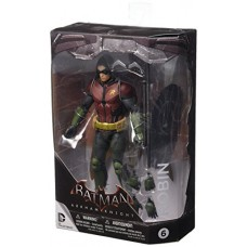 DC Comics Collectable - Batman Arkham Knight Toy - Robin Action Figure