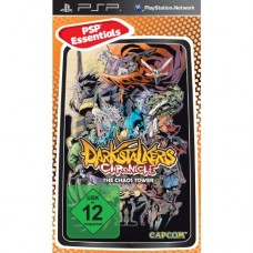 Darkstalkers Chronicle : The Chaos Tower (PSP)