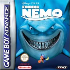 Finding Nemo (GBA)