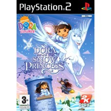 Dora the Explorer: Dora Saves the Snow Princess (PS2)