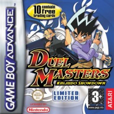 Duel Masters 2: Kaijudo Showdown Limited Edition (GBA)