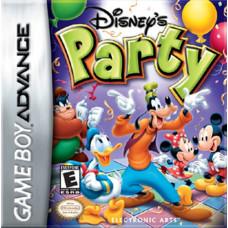 Disney Party (GBA)