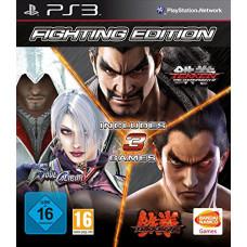 Fighting Edition: Tekken 6 +TT2 + Soulcalibur V