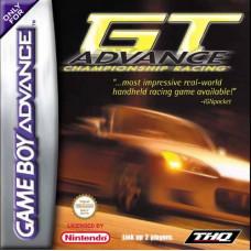 GT Advance - Championship Racing (GBA)