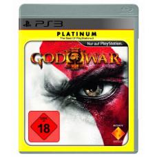 God of War 3 - Platinum(PS3)