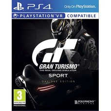 Gran Turismo GT Sport Day One Edition PS4 Game