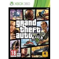 Grand Theft Auto V (Xbox 360)