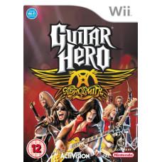Guitar Hero: Aerosmith - Game Only (Wii)