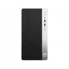 HP ProDesk 400 G4 Microtower PC Core i5 (7500) 3.4GHz 8GB 500GB+SSD 120GB  DVD-Writer LAN Windows 10 Pro 64-bit (HD Graphics 630)