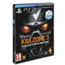 Killzone 3 Collector's Edition Game (PS3)