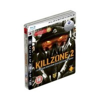 Killzone 2 - Limited Steel Tin Edition (Sony PS3) USED