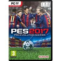 PES 2017 (PC CD)