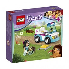 LEGO Friends 41086: Vet Ambulance