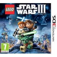 LEGO Star Wars III: The Clone Wars (Nintendo 3DS)