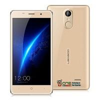 Leagoo M5 3G DualSim Smartphone 5.0 Inch Screen Android 6.0 Quad Core 2GB RAM 16GB ROM 8.0MP Camera Fingerprint ID