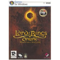 The Lord of the Rings Online: Shadows of Angmar (PC DVD)