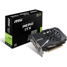 MSI nVIDIA GeForce GTX 1060 AERO ITX 3G OC Graphic Card