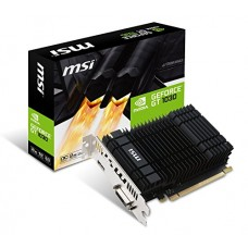 MSI nVIDIA GeForce GT 1030 2GH Graphic Card