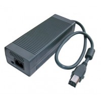 OFFICIAL MICROSOFT XBOX 360 203W REPLACEMENT POWER SUPPLY BRICK 220V