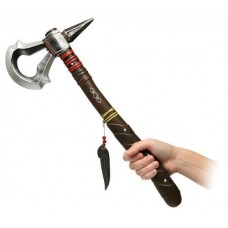 Officialy Licensed Assassin's Creed III Connor's Tomahawk Replica Axe Cosplay Toy