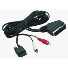 PS2,PS3 RGB Scart Cable with Audio Output