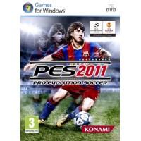 Pro Evolution Soccer 2011 (PC DVD)