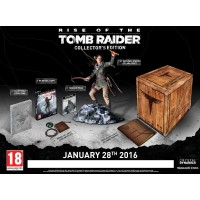 Rise of the Tomb Raider Collectors Edition (PC)
