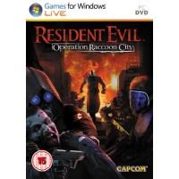 Resident Evil: Operation Raccoon City (PC DVD)