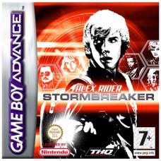 Alex Rider: Stormbreaker (GBA)
